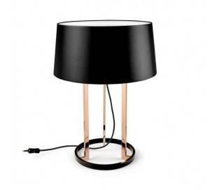 Lampes portable PREMIUM 3 x E27 MAX 18W cuivre brillante Leds C4