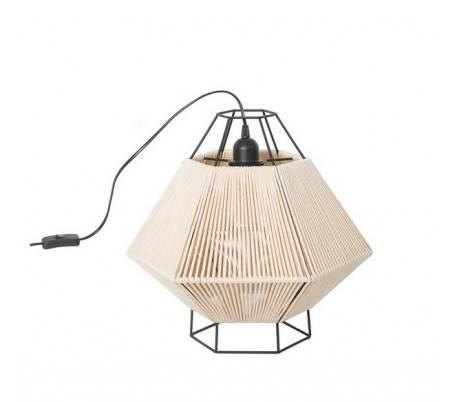 Lampes portable LEGATO 1 x E27 MAX 60W noirs mat Leds C4