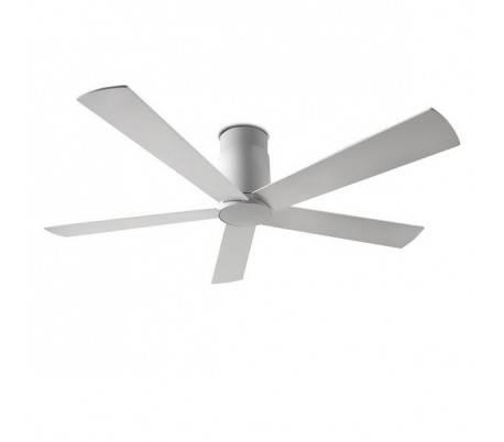 Ventilateur De Plafond Rodas Gris Texture Leds C4