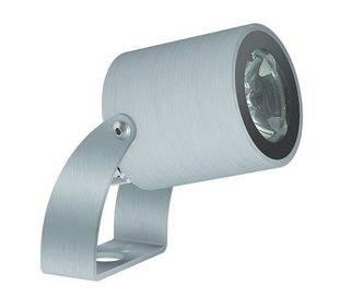 Projecteur extérieur KA IP67 LED 2W 210lm 3K Inox