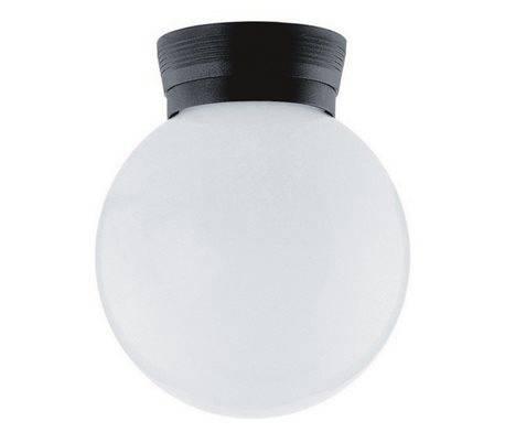 Luminaires d'extérieur ALIA IP43 40W E27 Noir