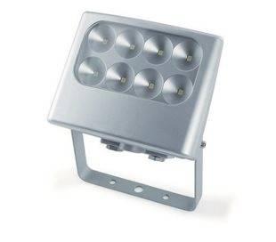 Projecteurs d'extérieur con Luminaire sur piquet Jolin BERLIN IP5 led 4 8x3w gris
