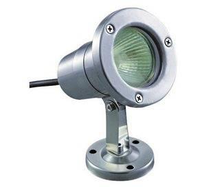 Projecteurs d'extérieur Sous-marin SEDNA IP68 12V GU5,3 Inox