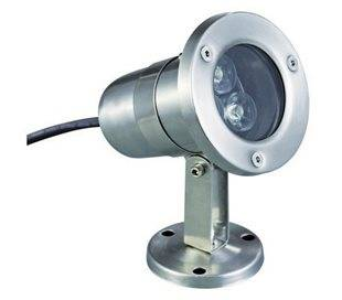 Projecteurs d'extérieur Sous-marin SEDNA IP68 12V LED3W 4mK Inox