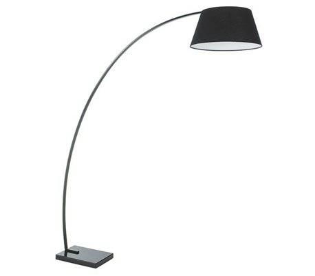 Lampe Lampadaires ZANZIBAR base in marmo E27 noir