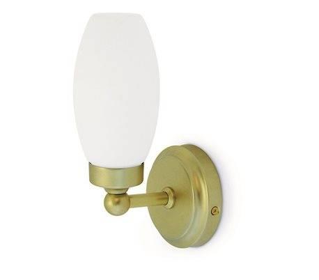Applique BATH IP44 E14 oro opaque