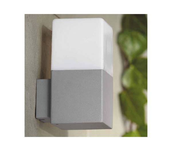 clairage de gros applique murale lampe en gris fonc en. Black Bedroom Furniture Sets. Home Design Ideas