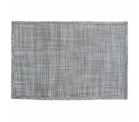 Mantel Individual Light Grey 45X30Cm - Lacor 66773