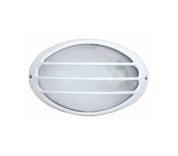 E27 ext rieur applique lampe en aluminium gris paseo p for Lampe applique exterieur