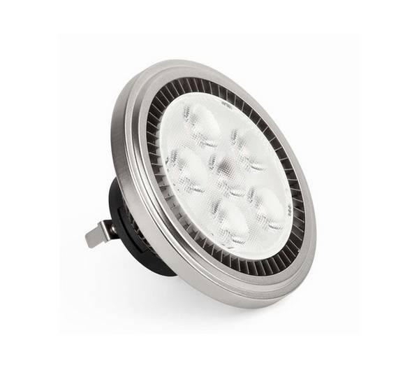 ampoule led g53 ar111 12w 640lm 2800 3200k. Black Bedroom Furniture Sets. Home Design Ideas